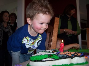 Caston's 2nd bday