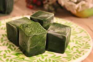 Kale Baby Food..It's in season now