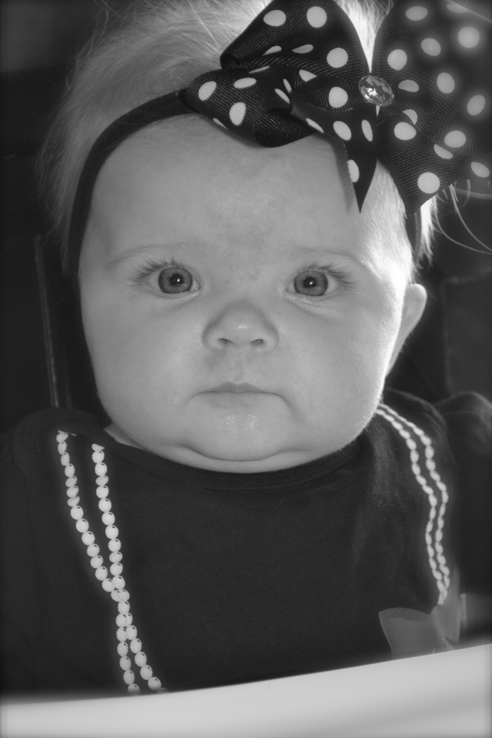 Cora 6 Months Old